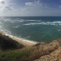Photo taken at Diamond Head Scenic Point by y0kS on 7/1/2016