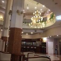 Photo taken at InterTower Hotel by Gustavo B. on 10/14/2014