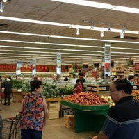 Photo taken at Gold City Supermarket by Greg on 6/29/2014