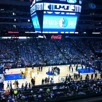 Photo taken at American Airlines Center by Erin P. on 3/16/2013