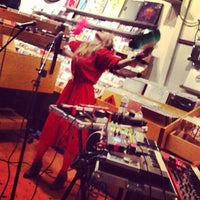 Photo taken at Other Music by Alan G. on 9/27/2012
