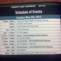 Photo taken at The Longevity Now Conference by Kristen W. on 5/5/2013