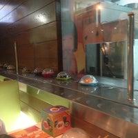 Photo taken at Yo! Sushi by Abdulaziz A. on 9/7/2013