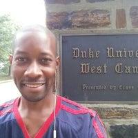 Photo taken at Duke University School of Law by Damian AtlantaRealtor B. on 7/27/2015