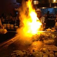 Photo taken at Samurai Sushi and Hibachi by Evan[Bu] on 5/19/2013