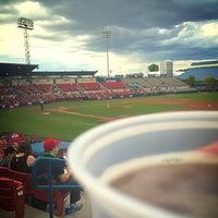 Photo taken at Avista Stadium by Jeremy W. on 7/6/2016