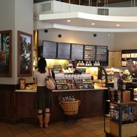 Photo taken at Starbucks by Moonjoo P. on 9/24/2012