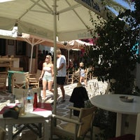 Photo taken at Nisilios by Notis V. on 7/17/2013