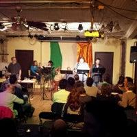 Photo taken at Strawdog Theatre Company by Hank B. on 3/17/2013