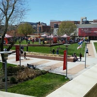 Photo taken at NJIT by Cristo L. on 4/15/2016