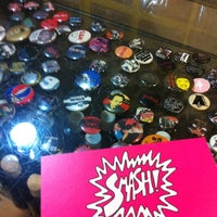 Photo taken at Smash Records by Vanessa S. on 10/7/2012