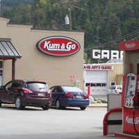 Photo taken at Kum & Go by Gary P. on 9/12/2014