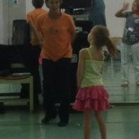 Photo taken at Cincinnati Ballet by Scott H. on 10/20/2012