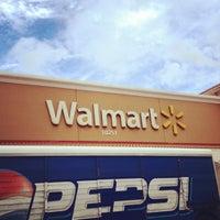 Photo taken at Walmart Supercenter by Gilbert F. on 9/24/2013