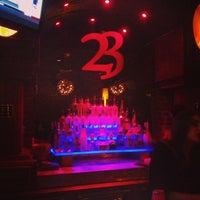 Photo taken at 23 Lounge by Kurt P. on 3/2/2013