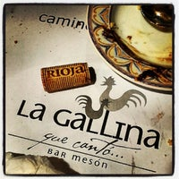 Photo taken at Restaurante La Gallina que canto by Javier A. on 4/20/2014
