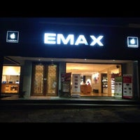 Photo taken at Emax Apple Store by Irvan e. on 9/16/2016