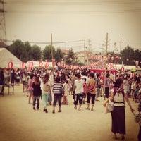 Photo taken at 笹原小学校 by DiCEK T. on 7/27/2013