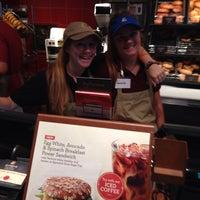 Photo taken at Saint Louis Bread Co. by Chris M. on 8/17/2014