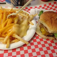 Photo taken at goodburger by Laurent R. on 2/2/2013