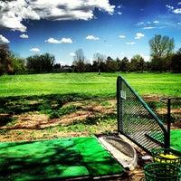 Photo taken at City Park Golf Course by Brandon J. on 5/14/2013