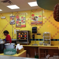 Photo taken at Golden Krust by Cara P. on 1/30/2013