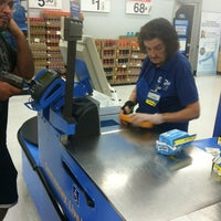 Photo taken at Walmart Supercenter by Giovanni T. on 10/19/2012
