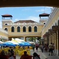 Photo taken at Mercado Público de Florianópolis by Carlos J. on 1/11/2013