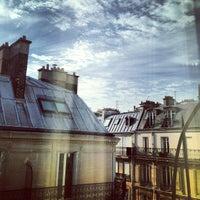 Photo taken at Hôtel Augustin by Dave G. on 6/14/2013