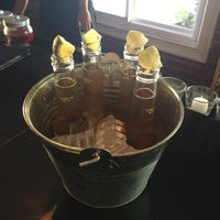 Photo taken at Meritage Restaurant & Wine Bar by Bob C. on 8/14/2014