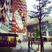 Photo taken at Paradigm Mall by NaJib A. on 2/11/2013