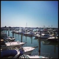 Photo taken at Lighthouse Pointe Restaurant by Lauren K. on 6/21/2013