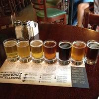 Photo taken at Gordon Biersch Brewery Restaurant by Dallas W. on 11/10/2012