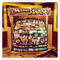 Photo taken at Mama Kwan's Tiki Bar & Grill by Dave and Amy J. on 8/23/2014