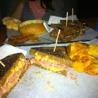 Photo taken at Gourmands Neighborhood Pub by Dion T. on 8/15/2013