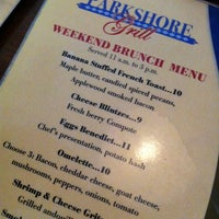 Photo taken at Parkshore Grill by Joey P. on 9/16/2012
