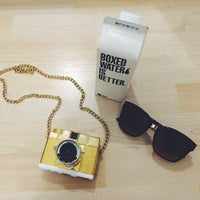 Photo taken at Lomography Embassy Store Chicago by Ashley W. on 6/27/2015