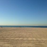 Photo taken at Ocean Parkway Beach by Ofbg David P. on 7/30/2013