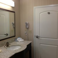 Photo taken at Hampton Inn & Suites Phoenix North Happy Valley by Sara B. on 7/19/2013