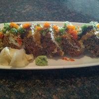 Photo taken at Land of Sushi by Ike H. on 10/6/2012