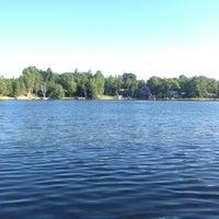 Photo taken at Long Lake by Rachel B. on 7/25/2013