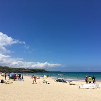 Photo taken at Hāpuna Beach State Recreation Area by Yuri Z. on 7/16/2016