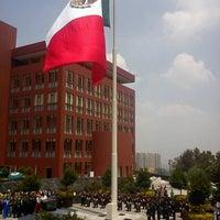 Photo taken at Tecnológico de Monterrey by Marco M. on 9/14/2012