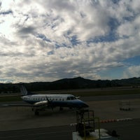 Photo taken at San Luis Obispo County Regional Airport (SBP) by Joseph Michael S. on 1/1/2013