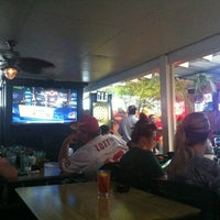 Photo taken at Players Sports Pub & Grill by Kristen B. on 9/16/2013