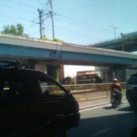 Photo taken at Nagtahan Bridge by Reginna Angella E. on 5/3/2016