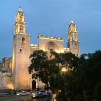 Photo taken at Mérida by Josué M. on 10/6/2012