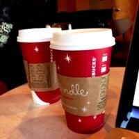 Photo taken at Starbucks by Surbhi D. on 12/14/2012