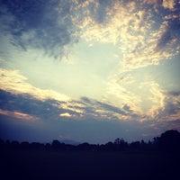 Photo taken at Imwalle Gardens by Alexandra F. on 8/19/2013