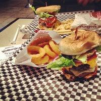 Photo taken at goodburger by David M. on 1/21/2013